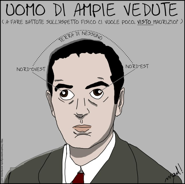 Gasparri-Fedez-Camaleonte